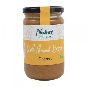 Nabat Organic Almond Butter (Dark)