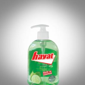 Hayat Soothing Green Soap