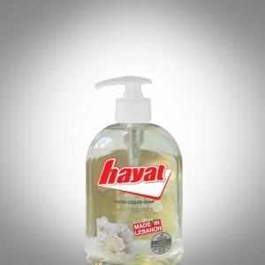 Hayat White Flower Soap