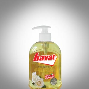 Hayat Wild Island Flower Soap