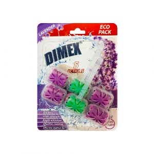 Dimex Eco Toilet Blocks Lavender